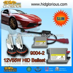 12v 55w 9004/9007-2 Professional Grade Ballasts and xenon hid kit(China (Mainland))
