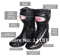 motorcycle boots SPEED BIKERS B1002 Racing Boots,Motocross Boots,Motorbike boots da3 SIZE: 40/41/42/43/44/45awhy