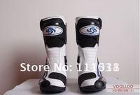 motorcycle boots SPEED BIKERS B1002 Racing Boots,Motocross Boots,Motorbike boots da3 SIZE: 40/41/42/43/44/45 wert