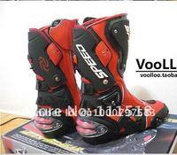 motorcycle boots SPEED BIKERS Racing Boots,Motocross Boots,Motorbike boots da3 SIZE: 40/41/42/43/44/45wert