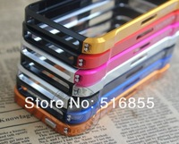 DHL freeshipping 30pcs Metal Vapor 5 Aluminum Frame Bumper Case for iphone 5g , Vapor 5 case for iphone 5g with retail package