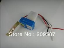 Auto On Off Light Switch Photo Control Sensor for AC 220V 10A(China (Mainland))