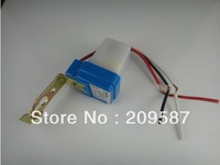 Auto On Off Light Switch Photo Control Sensor for AC 220V 10A