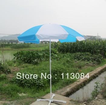 Latest 2013 sun protection, beach, casual, outdoor, garden umbrella anti-uv fishing umbrella