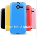 Free Ship DHL!   For Huawei U8666 Ascend Y201 Tpu tyle Protector Case Cover