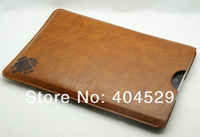 "10"" leather bag for tablet PC android epad E note sanei ainol novo onda cube newman zenithink"