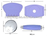 Hot Sales FashionSalon Express Nail Art Stamping Art Set/Sale Nail Stencil Kit