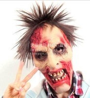 Zombie Blood Face Halloween Horrible Mask