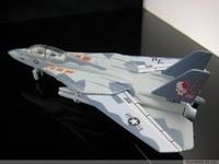 Alloy model f14 fighter f14 model 3 WARRIOR plane toy