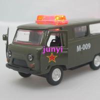 Cars military microbiotic model 6/7 model military bus acoustooptical WARRIOR