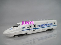 Crh2-008a acoustooptical WARRIOR alloy train model Free Shipping