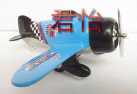 Alloy model WARRIOR wings american volplane machine trainer toy