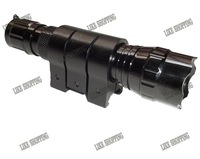 Laser Scope Flashlight Torch Mount For 20mm Rail/501B White light Flashlight set free shipping