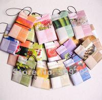 40pcs Aromania  Wardrobe sachet, Aromatherapy paper bag, Aroma bag,Vehicle sachet,Wardrobe incense Free Shipping
