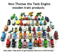 Wooden Thomas Trains Train the Tank Engine Wooden TRAIN CAR Free shipping DHL Free Shipping