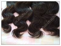 mixed length Wholesale10-28 Virgin brazilian  Hair Weave body wave Remy hair natural color 100g/pc,1kilo/lot