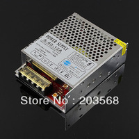 Free Shipping DC 12V 5A 60W Switching Switch Power Supply Driver F LED Strip Light Lamp 220V