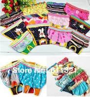 10pcs/lot Fashion Pet Cotton Sanitary Shorts Female Dog Diaper Hygiene Underwear Pants Lovely Free Shipping #3497