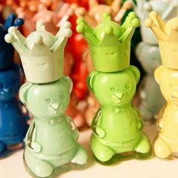 Crown Meng Meng Xiong color candy nail polish 24 colors