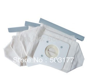 Cleaner accessories     A vacuum cleaner accessories bag    dust collecting sleeve  garbage bag
