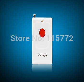 10pcs/lot Wireless Security Emergency Panic Button Sensor for home alarm system Free Shipping