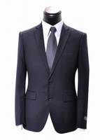 Men Brand Formal Business Suits 2 Button Dress Suits(Coat+pant) XS-5XL