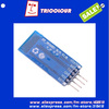 Free Shipping  5pcs  HC-06 Wireless Serial 4 Pin Bluetooth RF Transceiver Module RS232 TTL New for Arduino#E09019