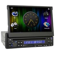 7inch touch screen detachable  car DVD PIP