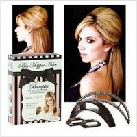 Free Shipping NEW 5 In 1 Hair Clip,Big Happie Hair Bumpits Hollywood Hair Accessories #1428