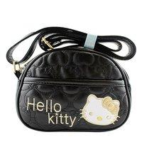 Hello Kitty schoolbags handbags totes hellokitty totes cat bag handbags New Shoulder hand bags for girls black bags 3006 BKT257