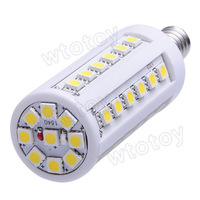 10W E14 LED bulb 42LEDs niblet led 5050 220V Warm white