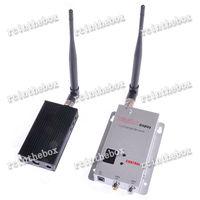 Fox-2500 1.2G 2500mW Audio Video A/V 12CH Sender Transmitter for FPV System