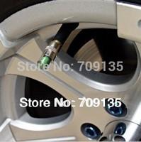 1SET = 4PCS 30PSI 2.0bar Car Safety Warning Air Pressure Tire Monitor Indicator Valve Cap