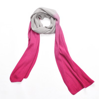 Yarn scarf autumn and winter female cashmere scarf cape dual-use ultra long
