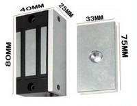 60kgs,24VDC type  electric magnetic door lock LT180