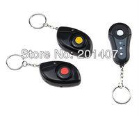 new Design 2 in 1  Key Finder Card Wireless Key Locator Purse Finder Remote Key finder 1 Transmitter +2 Receivers