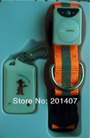 2012 new LED pet collar with anti-lost  with LED light  wholesale  3pcs /lots  for free shipping cost