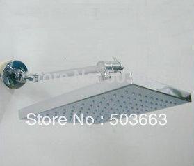 8 inch perfect new square bathroom plastic rain shower head A-905