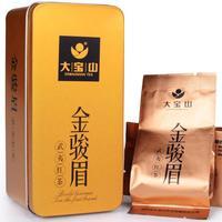 Mr Eyebrow tea paulownia shut wuyi mountain super JinJun eyebrow special quality goods big baoshan tea