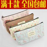 3224 korea stationery fashion rustic pencil case pencil case storage bag