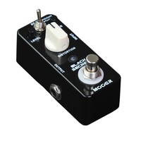 MOOER Black Secret Micro Pedal Effect Pedal / guitar Effects Pedal + Free AC adapter (DC 9V)