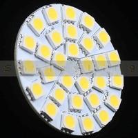 5pcs New Design Vertical Pins G4 4.5W 540-Lumen 30 SMD 5050 LED Lights White/ Warm White Bulbs Lamps DC 12V Free Shipping