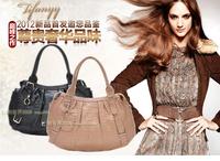 1111 988 1.5 2012 genuine leather women's handbag small leather bag handbag one shoulder cross-body