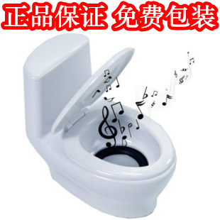 Toilet audio day gift mini speaker card insert card speaker(China (Mainland))