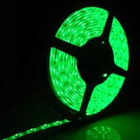 Free Shipping! Waterproof Green 5M Waterproof 300 LED 3528 SMD Flexible LED Light Lamp Strip 12V