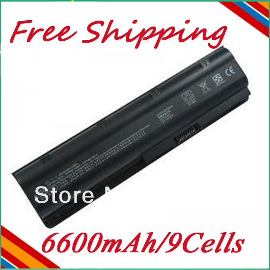 Hot sale 9CELL Replacement Laptop Battery for HP CQ42 CQ32 CQ62 CQ72 DM4 series(China (Mainland))