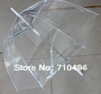 gossip girl transparent mushroom umbrellas, clear apollo umbrellas, auto open, 80pcs/lot, Free DHL shipping