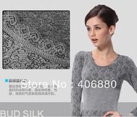 Best selling!High qulity long john women underwear seamless thermal underwear women Free shipping 1set