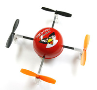 free shipping REDCON HiBiRD Mini Quadcopter W/O Transmitter - DSM2 Compatible 4 axis rc helicopter