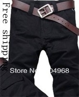 Mens' skinny pants with affordable price and fast shipping for spring and autumn and winter